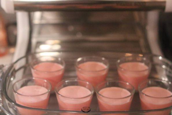 crème à la rose cuisson omnicuiseur