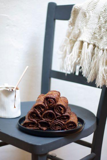 crêpes chocolat christophe michalak