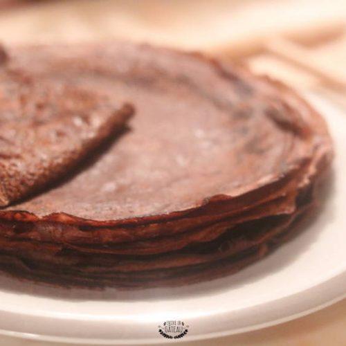 Comment faire des crêpes au chocolat