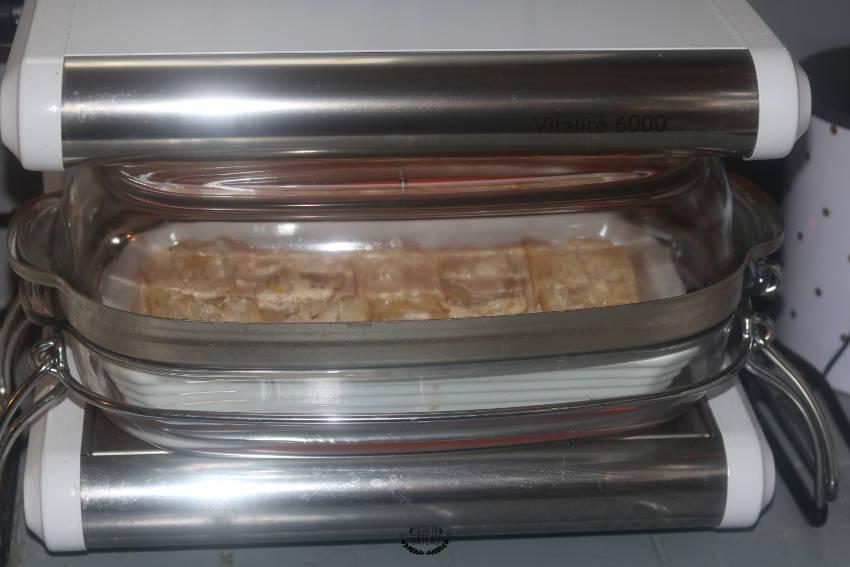 recette du pain perdu cuisson à l'omnicuiseur vitalité