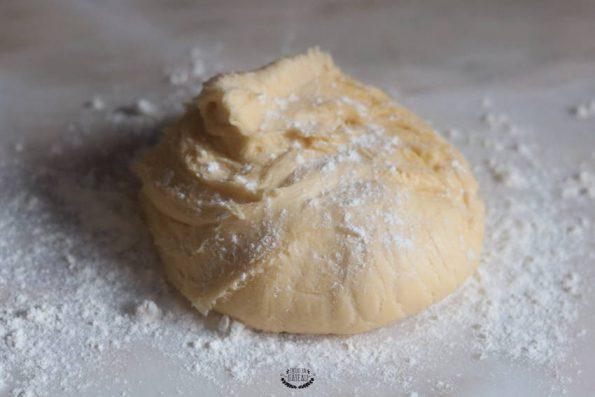 pâte à brioches suisses