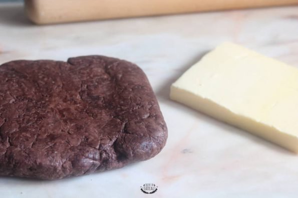bases feuilletage chocolat