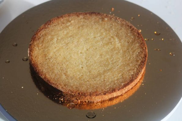 gâteau de base pour gâteau psg