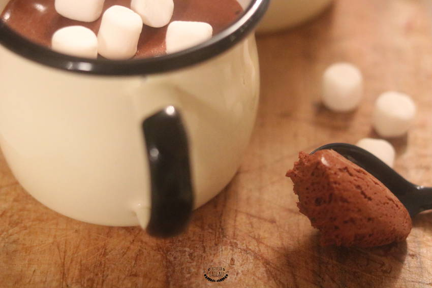 comment faire la mousse au chocolat ?