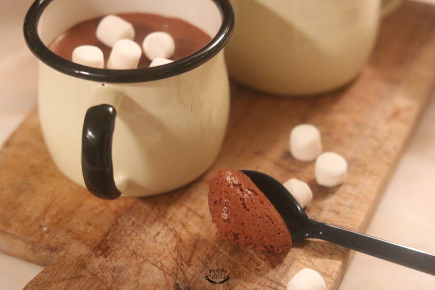 faire la mousse au chocolat