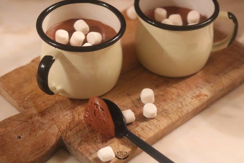 la mousse au chocolat rapide