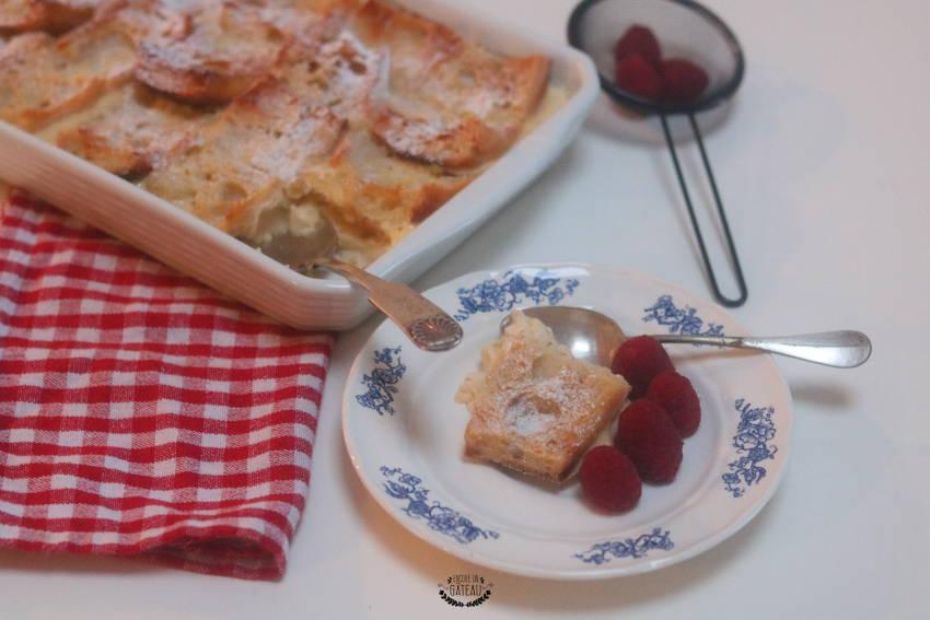 recette du pain perdu cuisson au four
