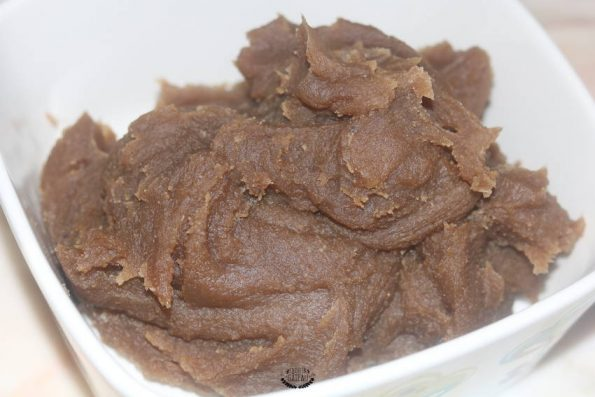 faire de la pâte de marrons pour le mont blanc
