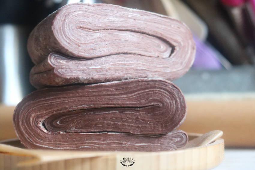 feuilletage chocolat de christophe felder