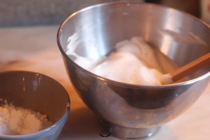 préparation biscuit cuiller tiramisu