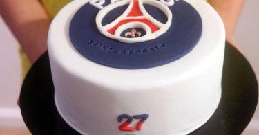 tout savoir pour faire un gâteau psg
