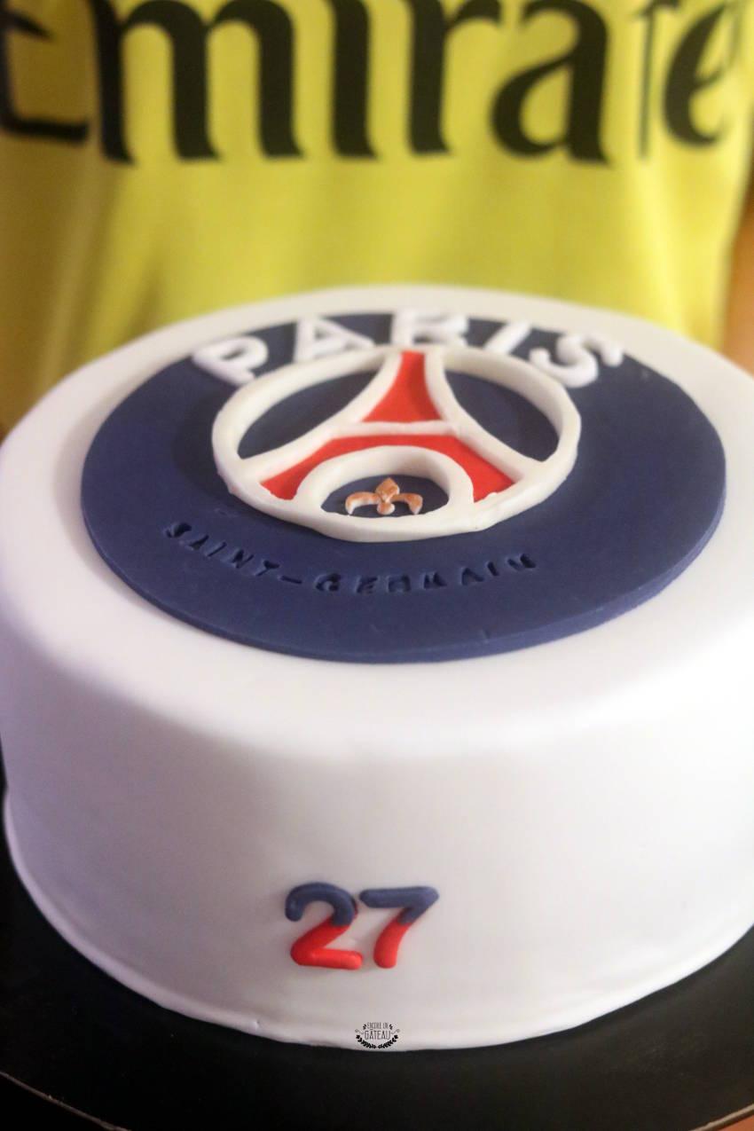 savoir faire un gâteau psg
