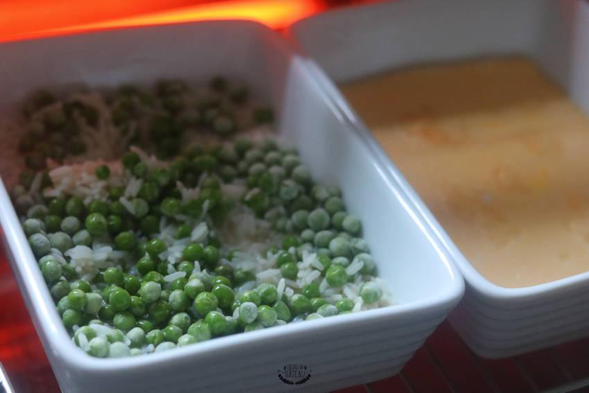 cuisson riz cantonais à l'omnicuiseur