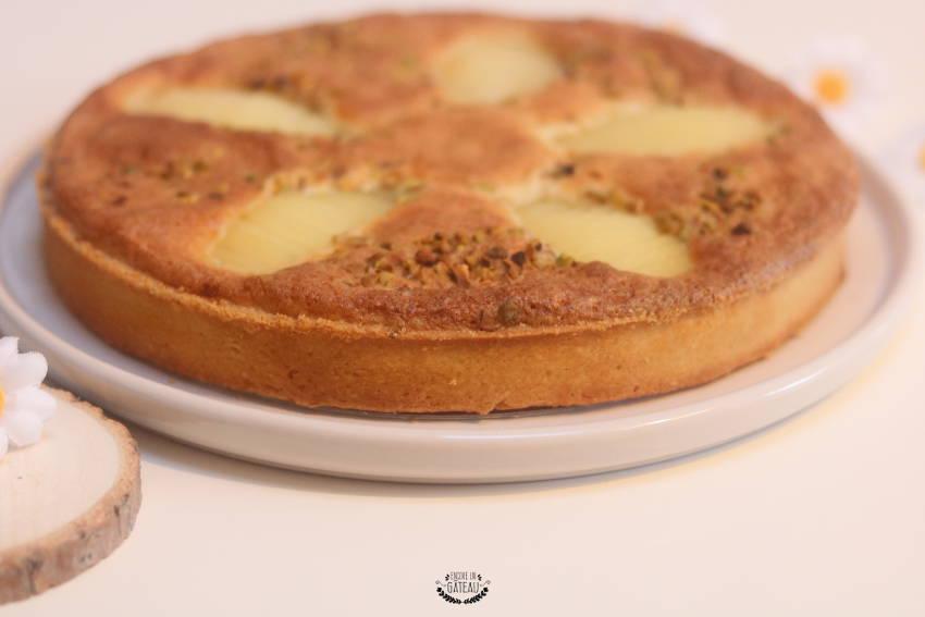 tarte bourdaloue recette cap