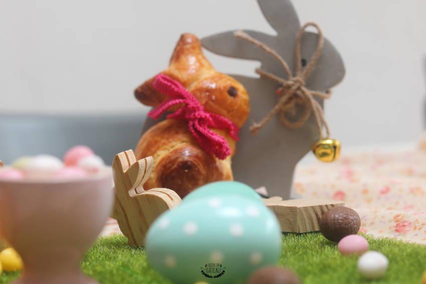 les jolies brioches lapins