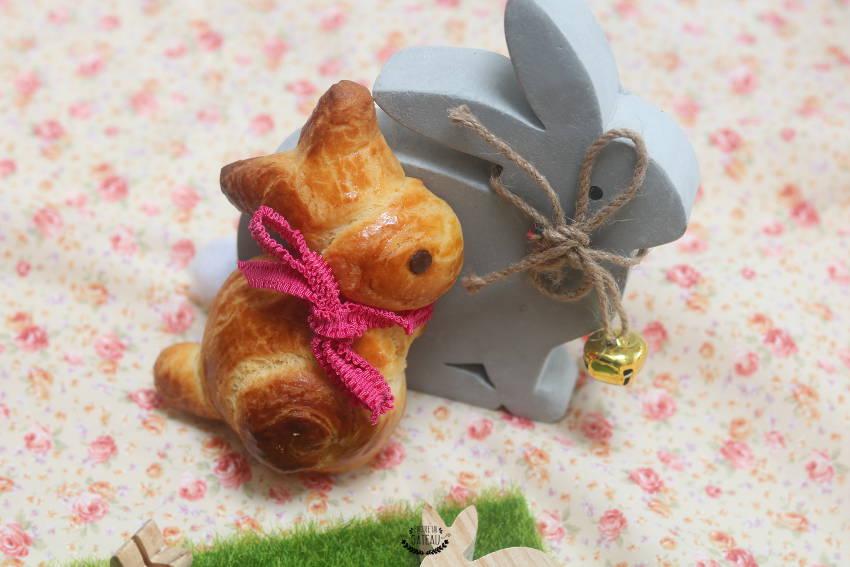 comment faire des brioches lapins ?