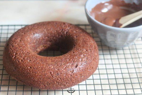 glaçage gâteau aux chocolats de pâques