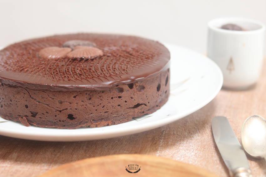 recette du fondant chocolat mascarpone de cyril lignac