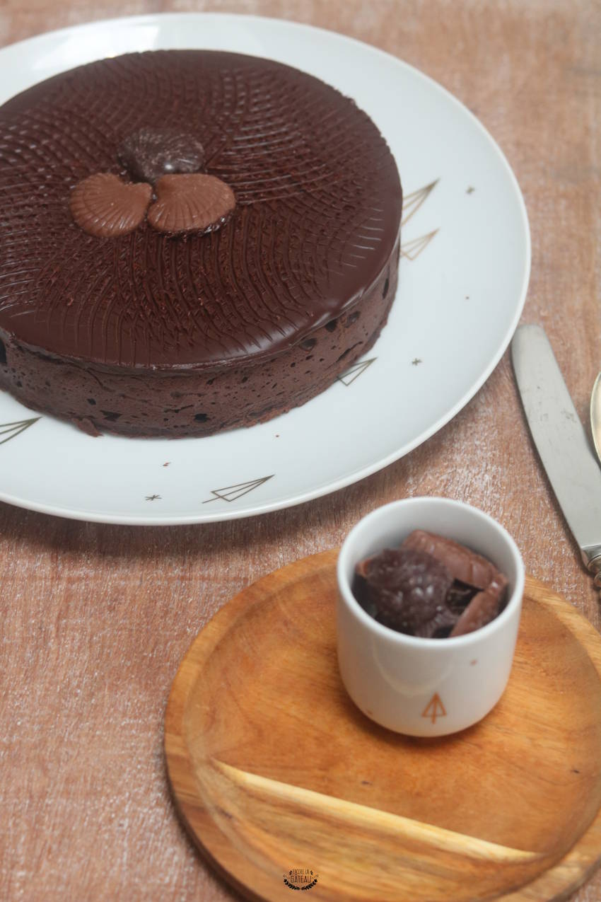 comment faire le fondant chocolat mascarpone ?