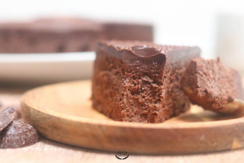 recette rapide et facile de fondant chocolat mascarpone