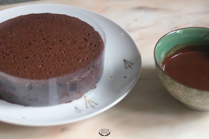 Le fondant chocolat mascarpone de Cyril Lignac