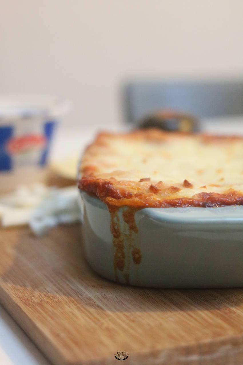 comment faire des lasagnes boeuf ricotta