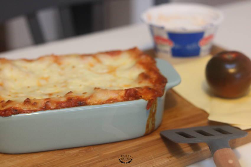 recette de lasagnes boeuf ricotta