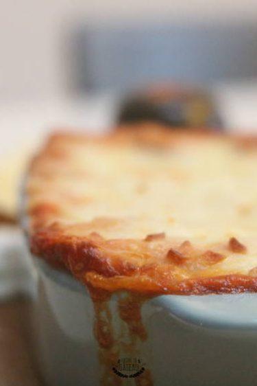 comment faire des lasagnes boeuf ricotta ?