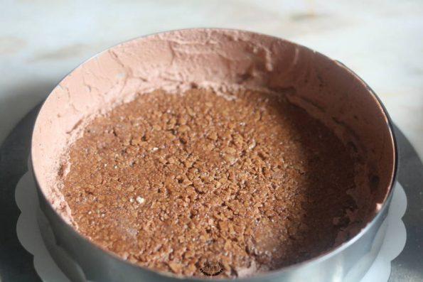 mousse royal chocolat
