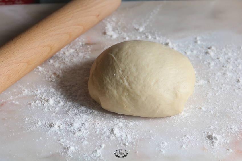 pâte à brioche russe