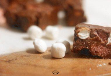 rocky road chocolat sans cuisson