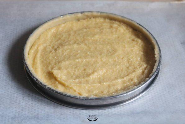 crème d'amandes pour tarte amandine abricots