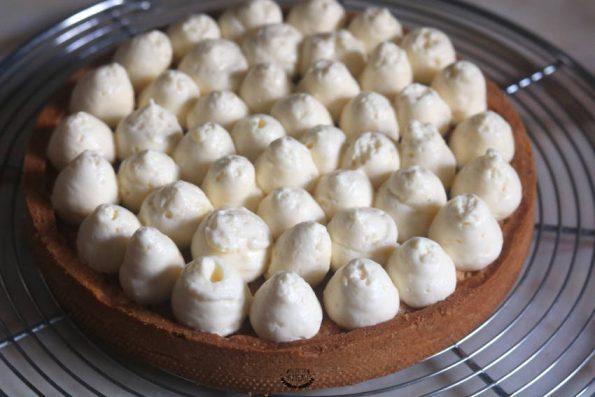 crème diplomate tarte aux fraises crème diplomate