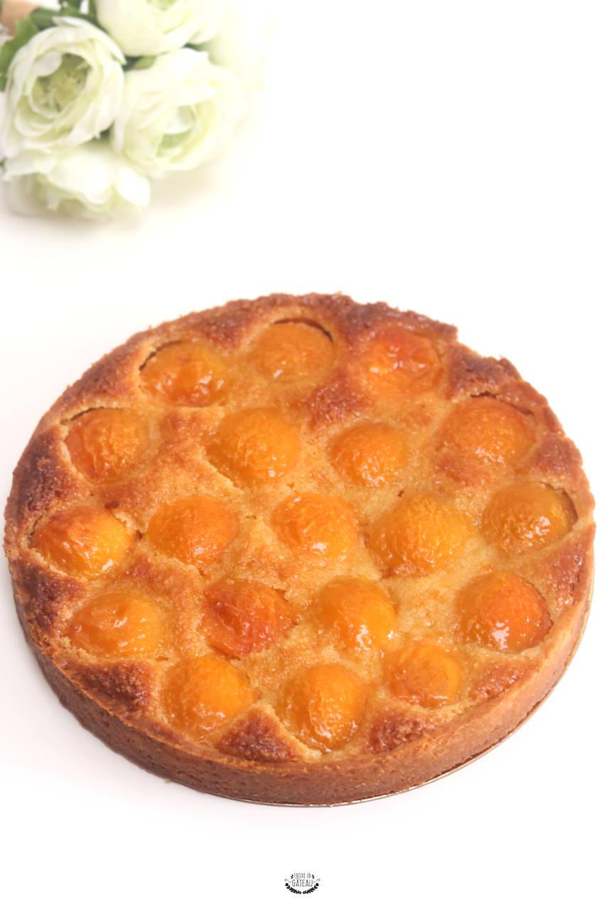 fiche technique tarte amandine abricots