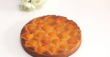 tarte amandine abricots recette cap pâtissier