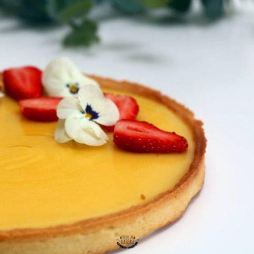 savoir faire la tarte au citron