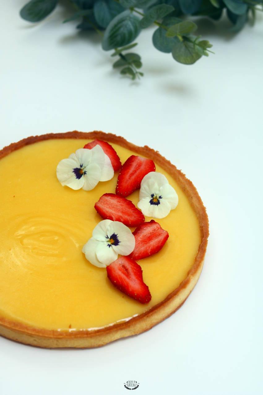 savoir faire une tarte au citron