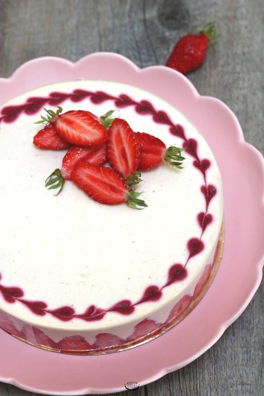 recette facile du tiramisu aux fraises façon entremets