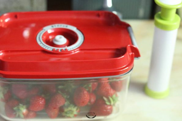 tarte mousse de fraises ingredients