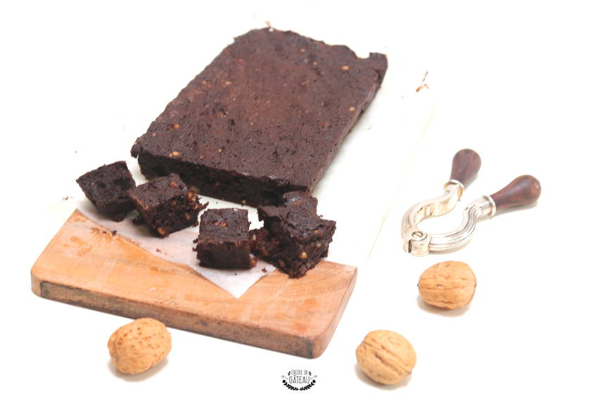 brownie de christophe felder recette facile