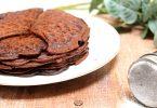 gaufres au chocolat croustillantes et moelleuses