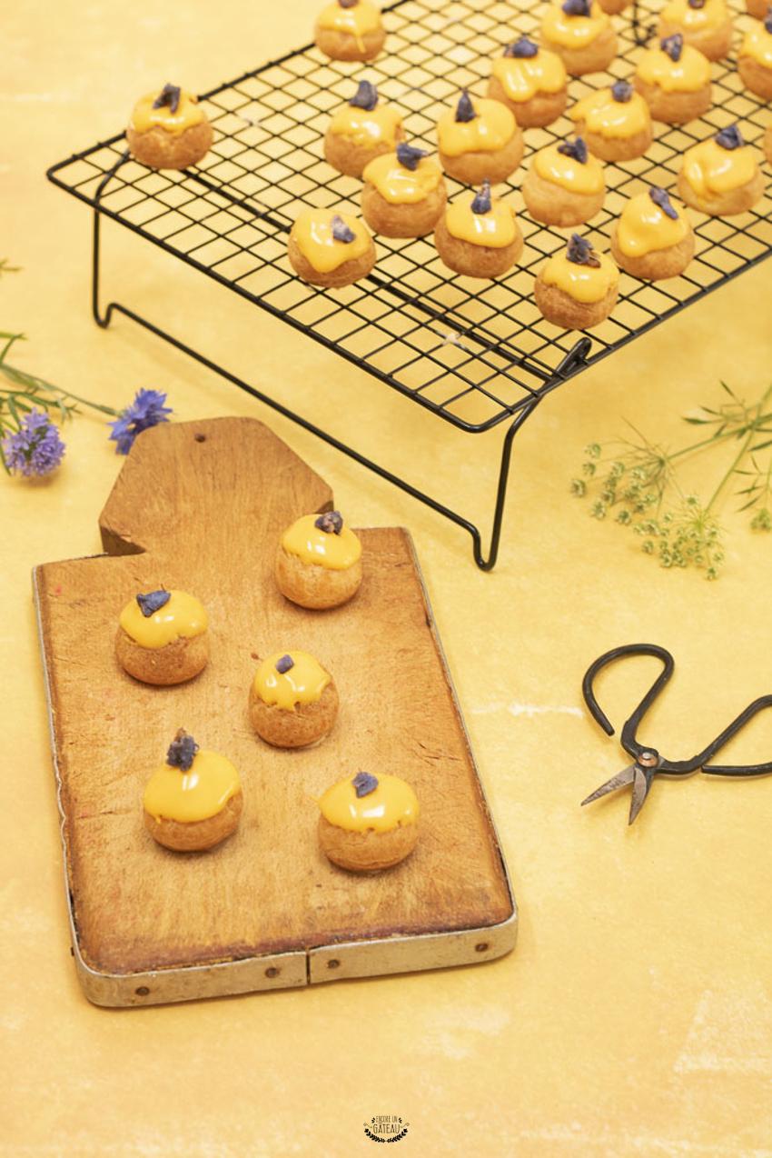 conseils pour réussir les choux au citron
