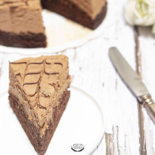 gâteau despacito au chocolat