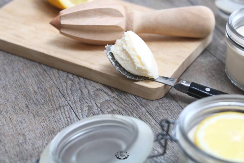 dessert facile mousse au citron