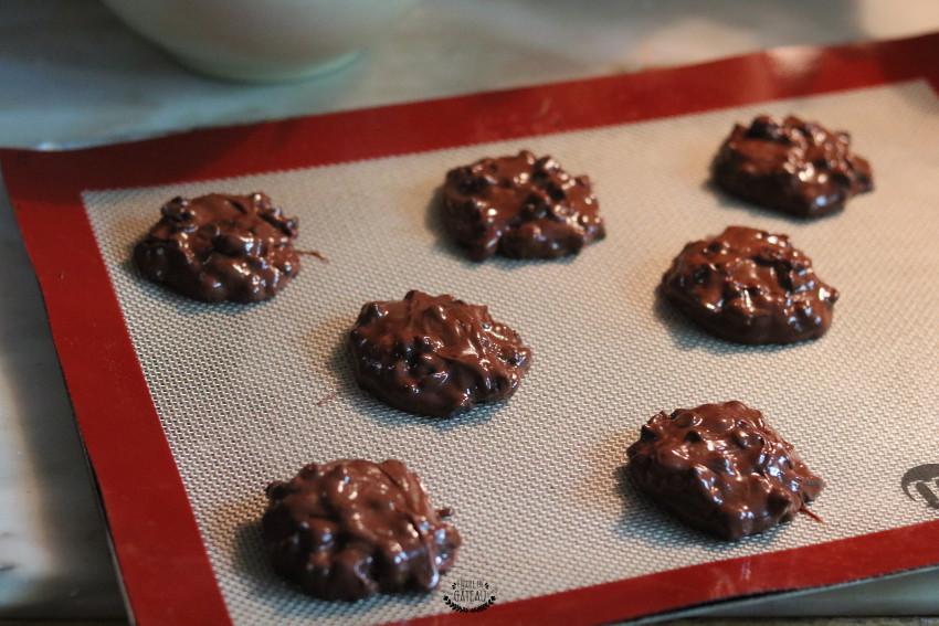 cuisson cookies brownies
