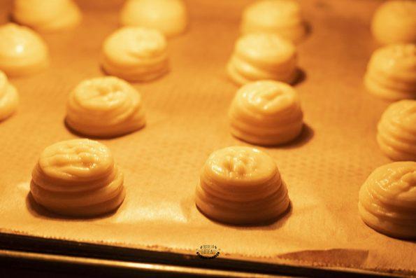 cuisson pâte à choux