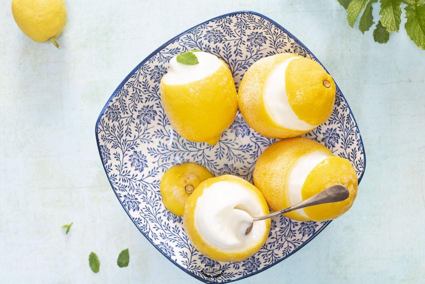 citrons givrés faciles