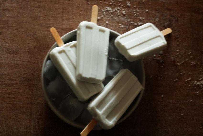 esquimaux noix de coco deux ingrédients