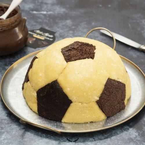 recette facile de gâteau ballon de foot
