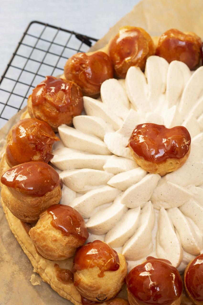 saint-honoré pâte à choux